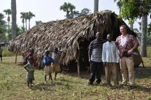 New Uganda church!